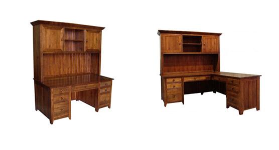 A-Series Desk Set