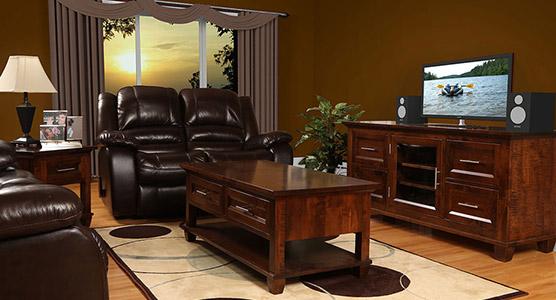 Algonquin Living Room Tables