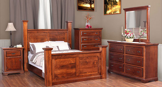 Chateau Bedroom Set