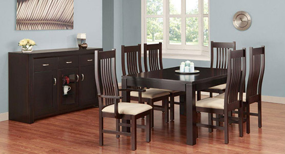 Contempo Dining Room Set 1