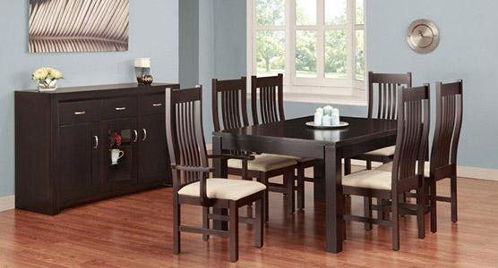 Contempo Dining Room Set 1