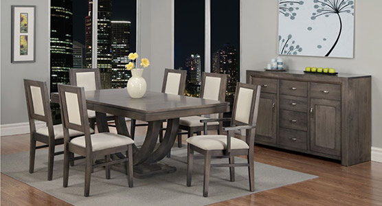 Contempo Dining Room Set 2