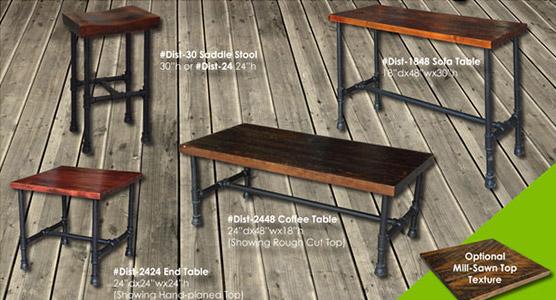 Distillery Living Room Tables