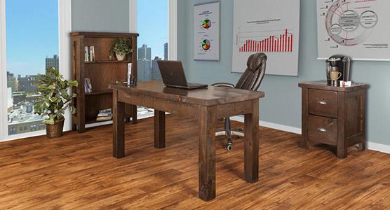 Frontier Office Set