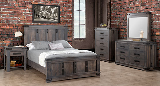 Gastown Bedroom Set
