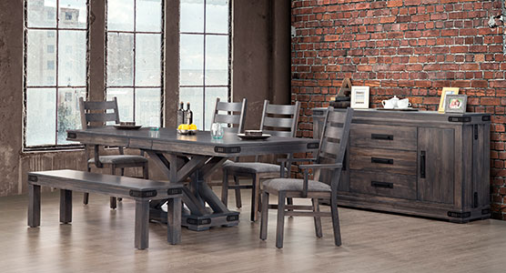 Gastown Dining Set
