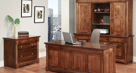 Hudson Valley Desk Set