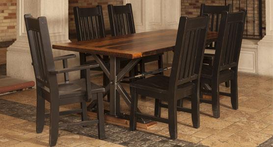 Metal Threshing Floor Table