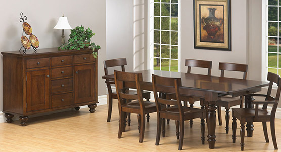 Montego Dining Set