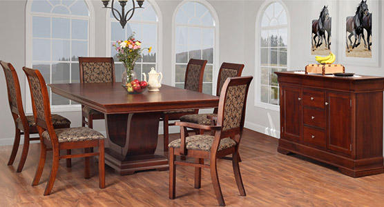 Palais Royale Dining Set