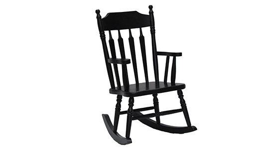 Plainback Child's Rocking Chair