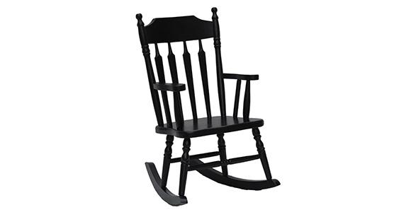 Plainback Child's Rocking Chair
