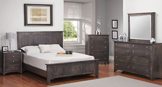 Shaker Bedroom Set 1