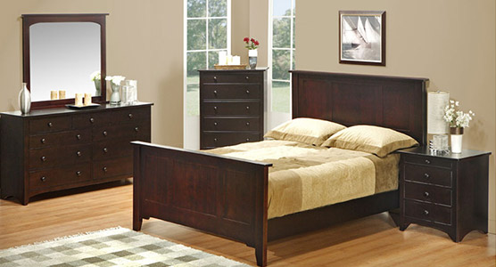 Shaker Bedroom Set 2