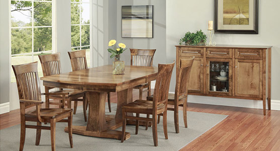 Stockholm Dining Room Set
