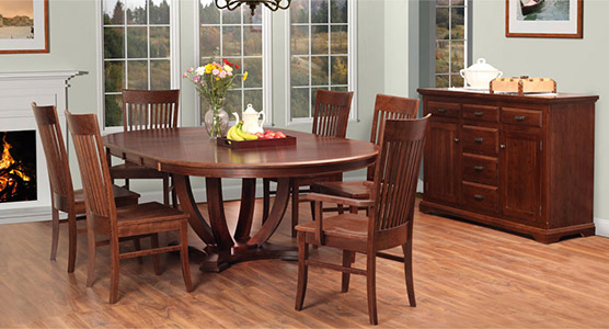 Tuscany Dining Room Suite