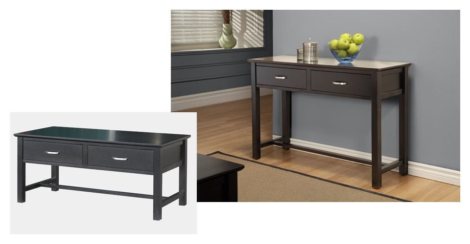 Brooklyn Living Room Tables Millbank Family Furniture