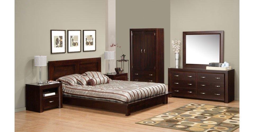 Contempo Bedroom Set 2