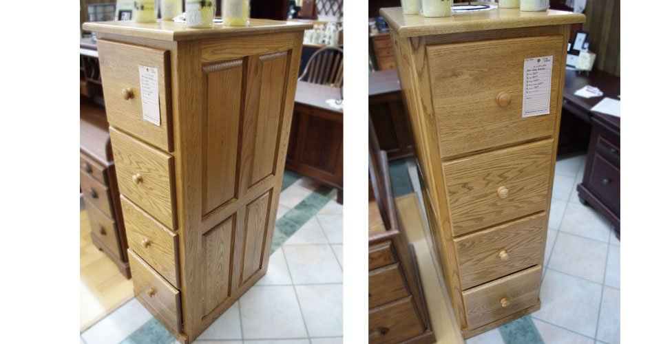 Country Filing Cabinet