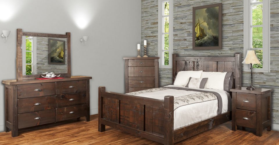 Frontier Bedroom Set