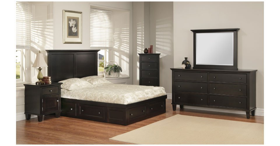 Georgetown Bedroom Set 3