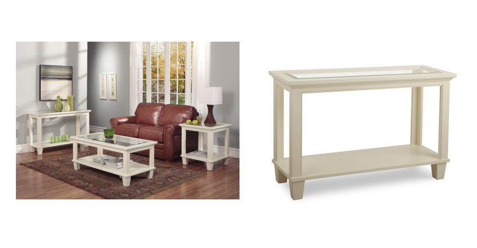 Georgetown Living Room Collection