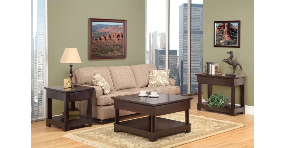 Hudson Valley Living Room Tables