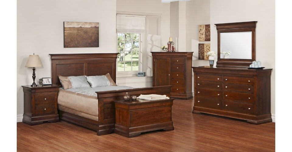 Phillipe Bedroom Set 3