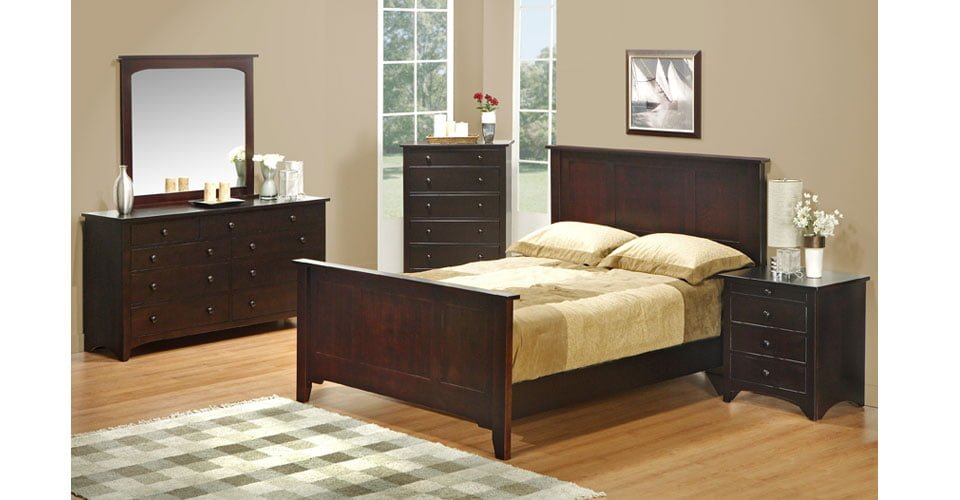 Shaker Bedroom Set 2