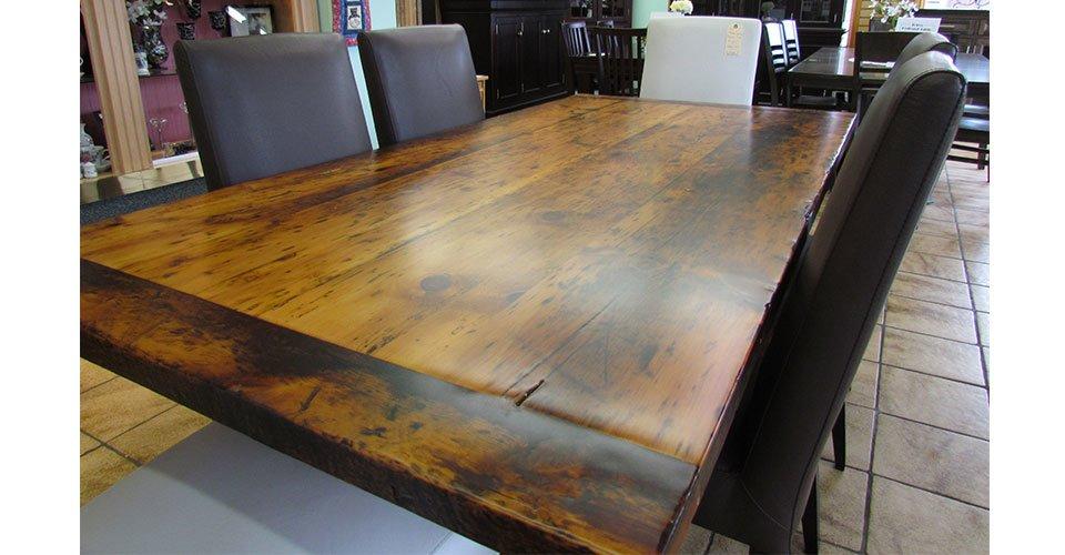Threshing Floor Dining Room Millbank Family Furniture