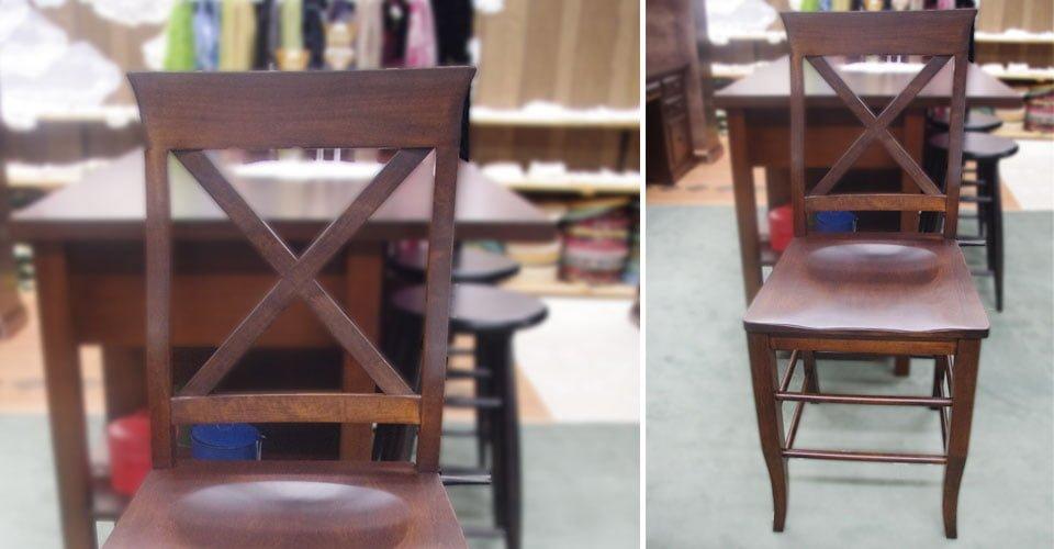 Xback Bar Chairs