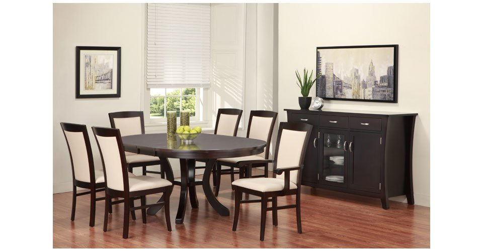 Yorkshire Dining Room Set Millbank Family Furniture  : Yorkshire Dining Room Set 1 from www.millbankfamilyfurniture.ca size 960 x 500 jpeg 68kB