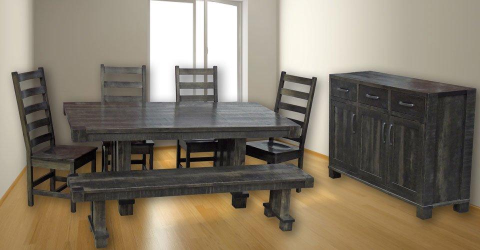 Backwoods Dining Room