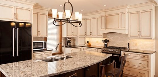 Did you know we can build and install your dream kitchen: Custom Rustic Kitchen Ideas