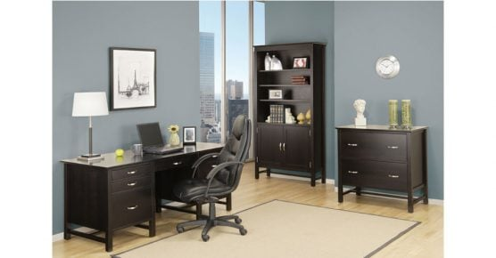 Solid Canadian-Made Desks from Millbank Family Furniture