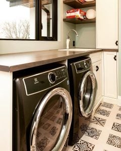 Beautiful & Functional Laundry Rooms – Custom Built by Millbank Family Furniture